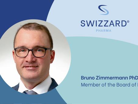 Bruno Zimmermann joins the Board of Directors of Swizzard Pharma AG