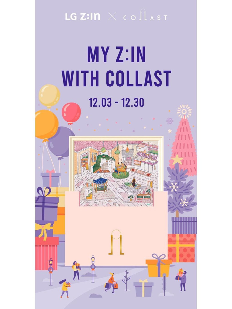 MY Z:IN WITH COLLAST