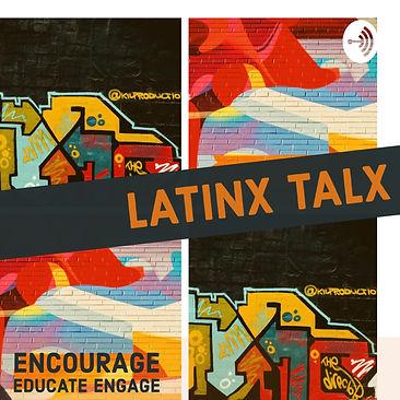 LatinX TalX Logo