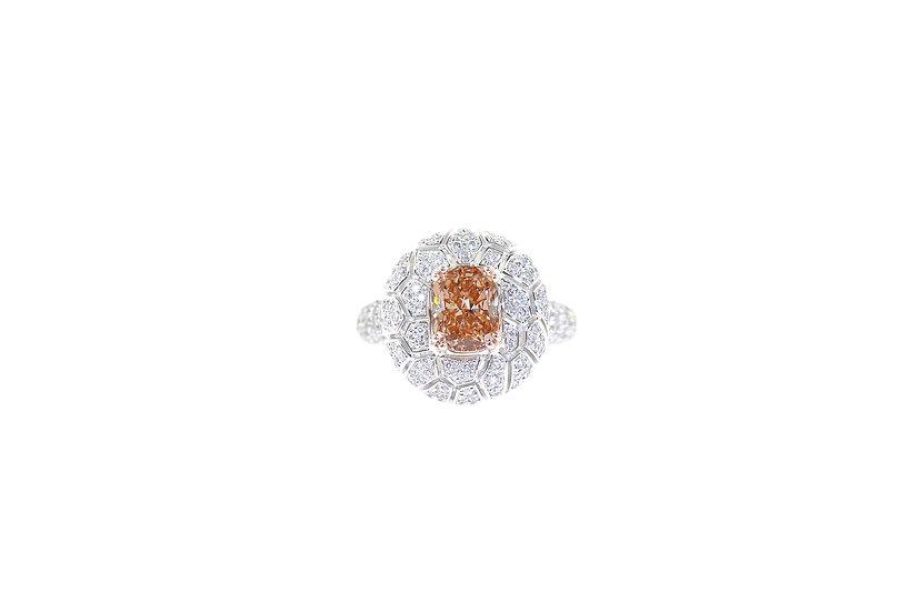 Crown D'Orange Ring