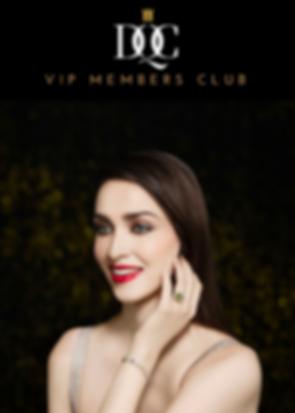VIP members club Poster.png