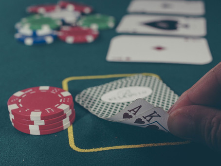 When It Comes To Blackjack, I'm No Team Player