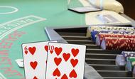 Crooked Blackjack Dealer Flashing Cards With Dustin D. Marks