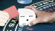 Marking and Steering Blackjack Cards