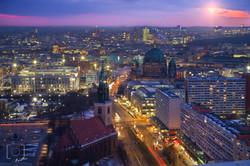 Skyline Berlin 2015