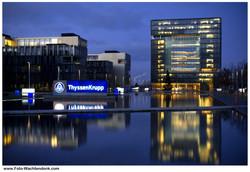 Thyssen Headquarter in Essen