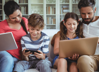 Online safety home learning