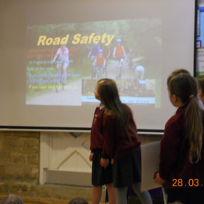 Presenting Road Safety Advertising