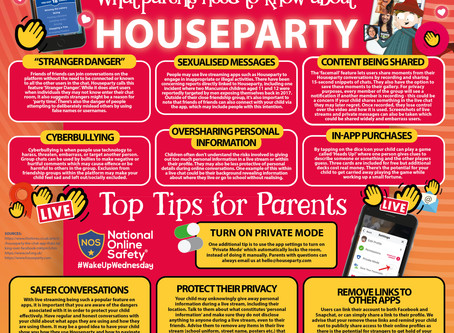 Parents' guide to House Party
