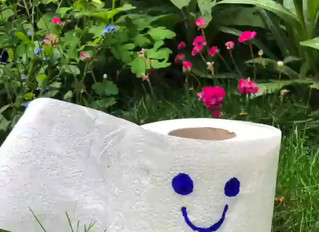 The Magic Toilet Roll