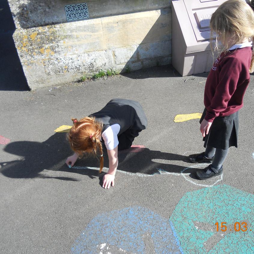investigating shadows
