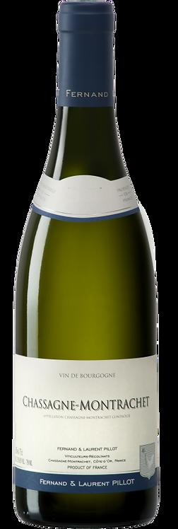 Pillot Chassagne-Montrachet Blanc 2016