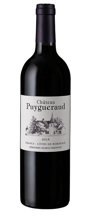 Chateau Puygueraud  2014 (Magnum)
