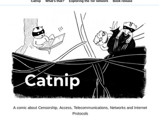 Cat's Guide to the Internet