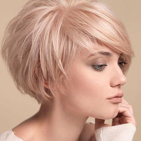 Rosa-Blond