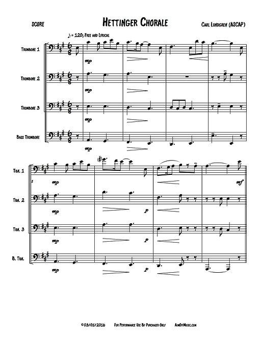 Hettinger Chorale