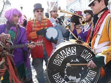 Mardi Gras in Kansas