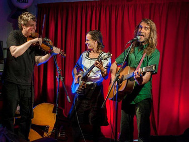 TSH at Soundhouse, Edinburgh
