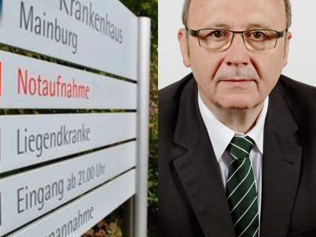 Künstliches Koma für Mainburger Krankenhaus?