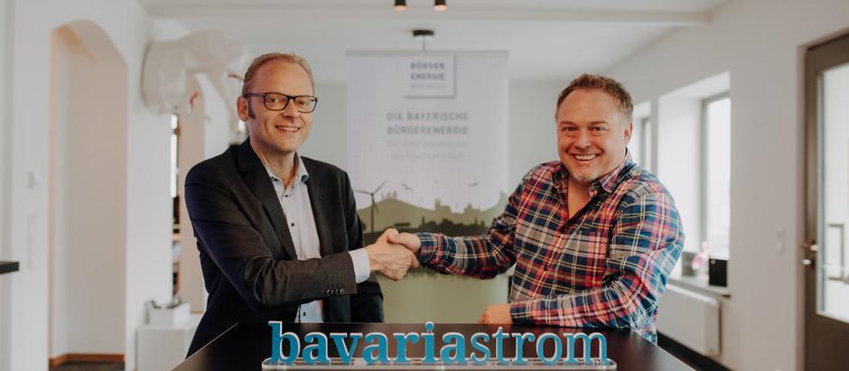 Bavariastrom nicht aufzuhalten