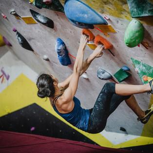 Neue Boulderhalle und MB-Trails