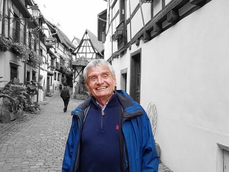 Peter Feßl: Nie aufgeben!