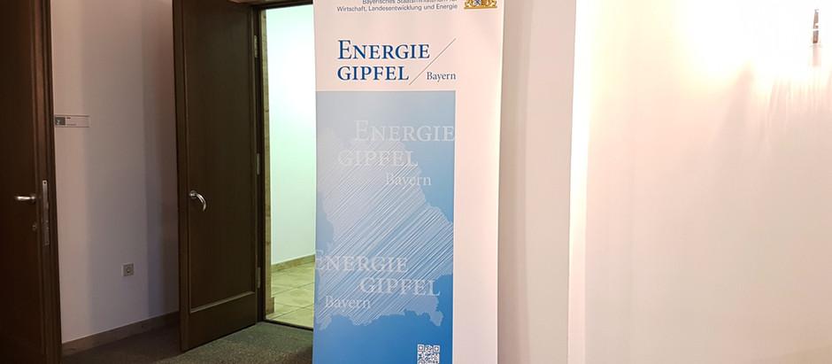 Bayerischer Energie Gipfel 2019