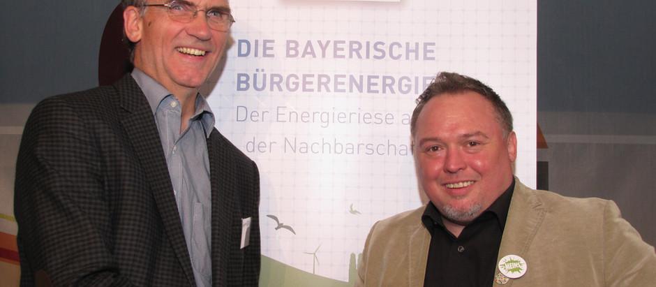 Bürgerenergie Bayern und NATURSTROM entwickeln bayernweiten Regionalstromtarif