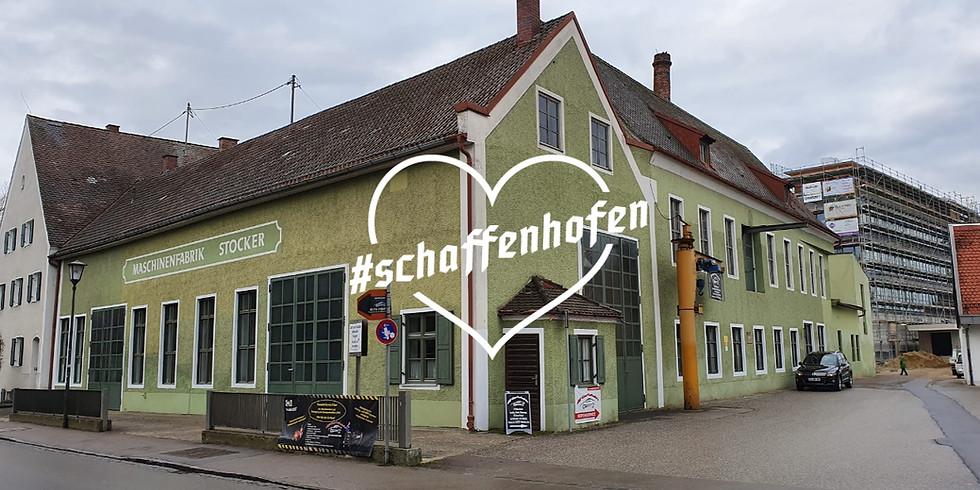 Schaffenhofen: Start!