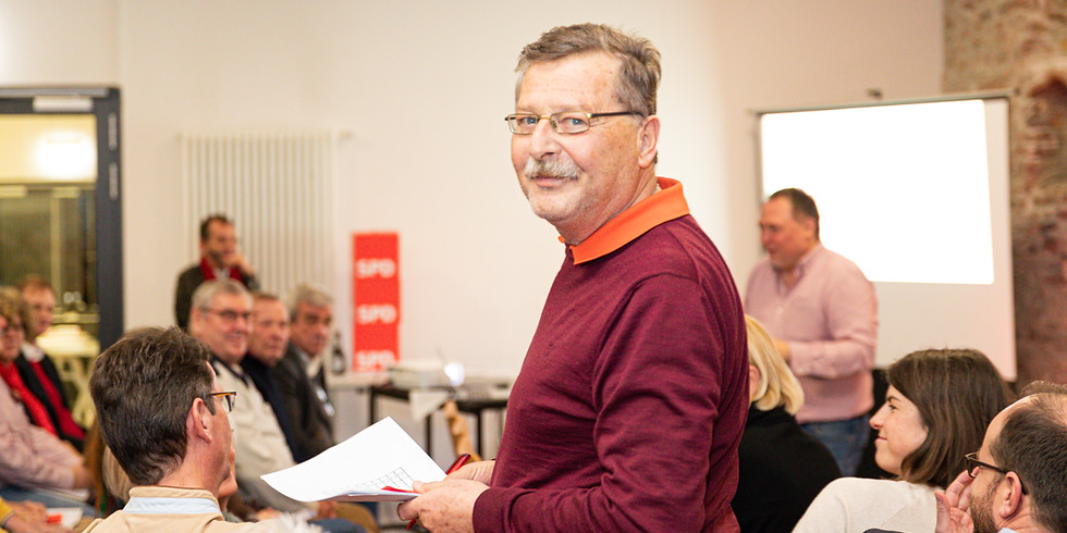 Infoveranstaltung zur Wahl SPD-Reichertshofen