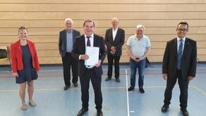 """1 Jahr Buntes Bündnis im Landkreis Pfaffenhofen: Erfolgsrezept """"Augenhöhe"""" und """"Wort halten"""""""