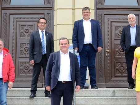 Quantensprung: Buntes Bündnis im Landkreis Pfaffenhofen steht!