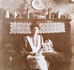 Berta Koziel (geb. Mayer)