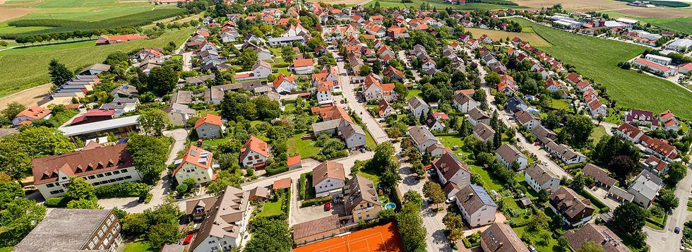 Luftbild Schweitenkirchen