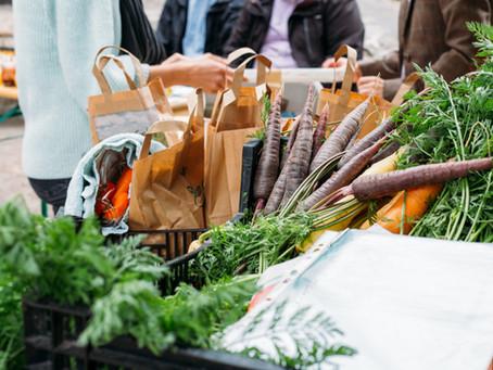 Regionaler Erzeugermarkt startet im Juli