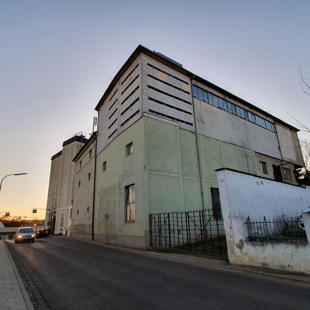 Wohnen und Parken am Urbanus-Gelände