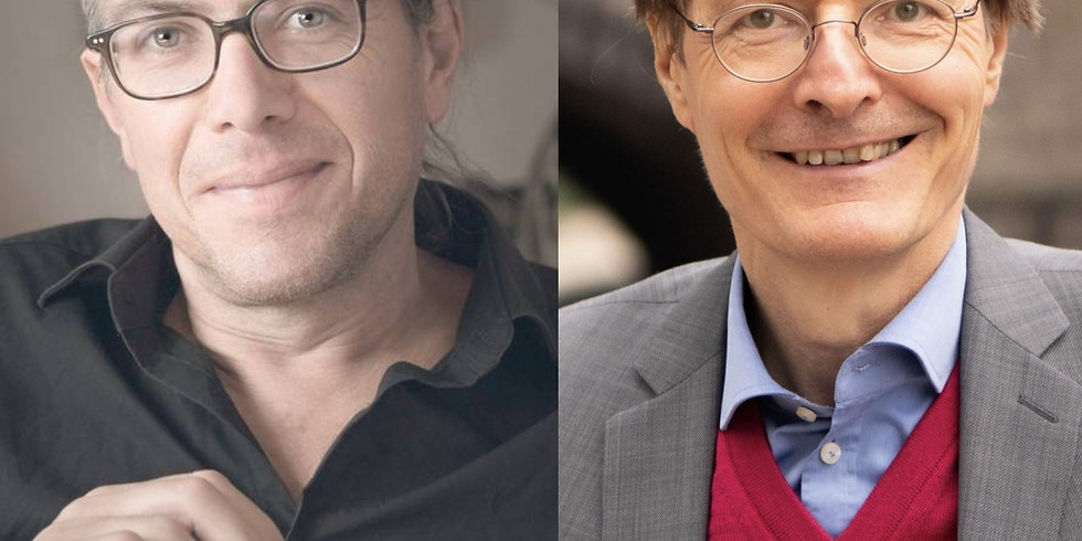 "Karl Lauterbach trifft Steffen Kopetzky zu ""Monschau"""