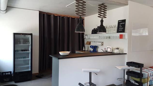 Küche & Theke