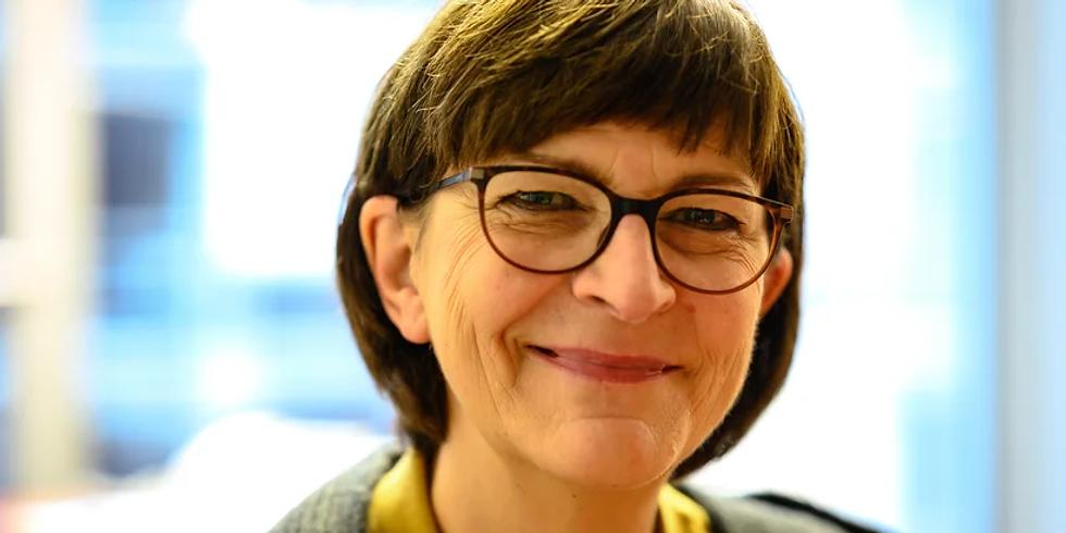Bayern und SPD, das geht:  Saskia Esken tourt mit Christian Keck durch die Hallertau