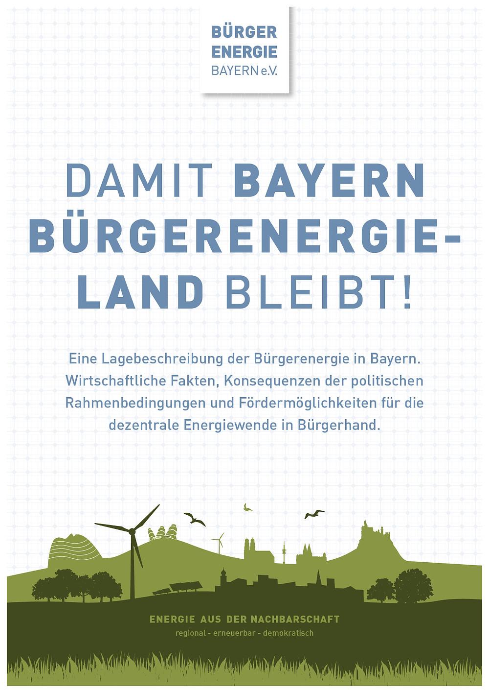 Positionspapier zur Landtagswahl 2018
