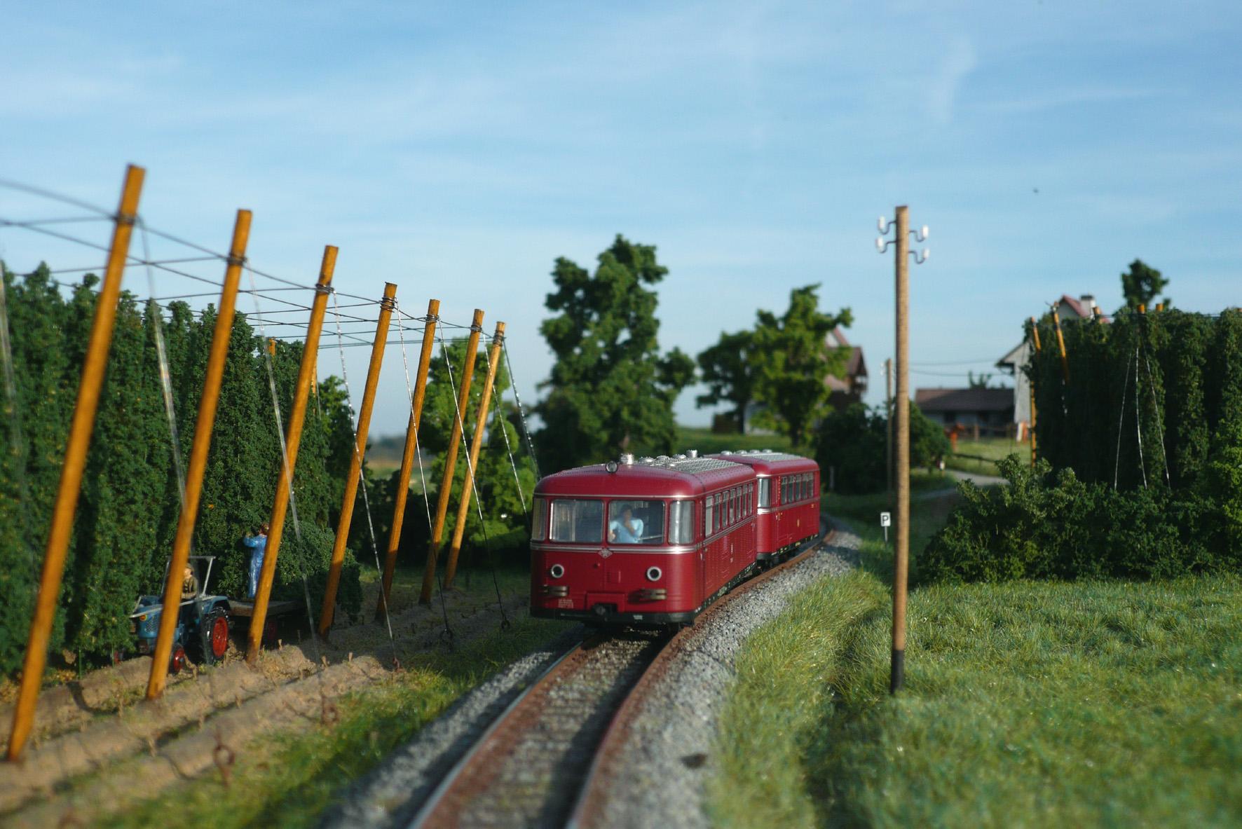 Foto: Hallertauer Modelleisenbahner e.V.