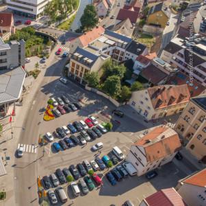 Verlängerung der Fußgängerzone