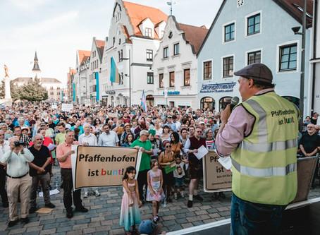 Danke, Pfaffenhofen!
