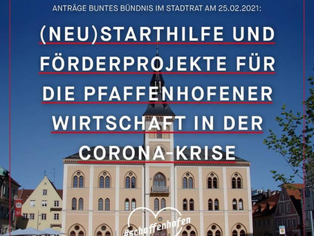 Wirtschaft Pfaffenhofen: (Neu-)Starthilfe und Förderprojekte