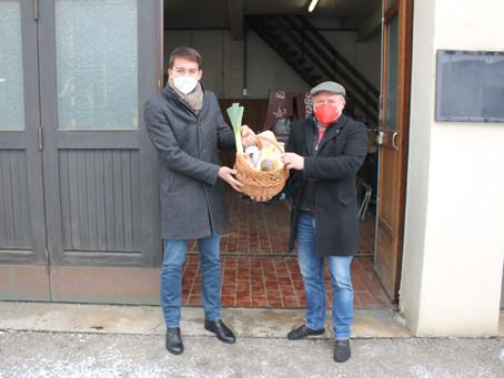Rohrbach: Unser Erzeugermarkt ab sofort jeden Samstag im alten Feuerwehrhaus