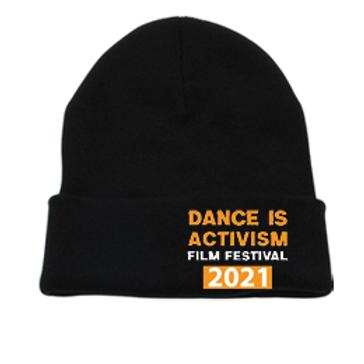 Dance is Activism Film Festival 2021 Beanie