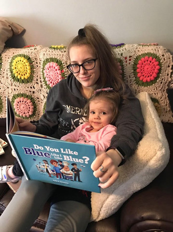 Story Time!