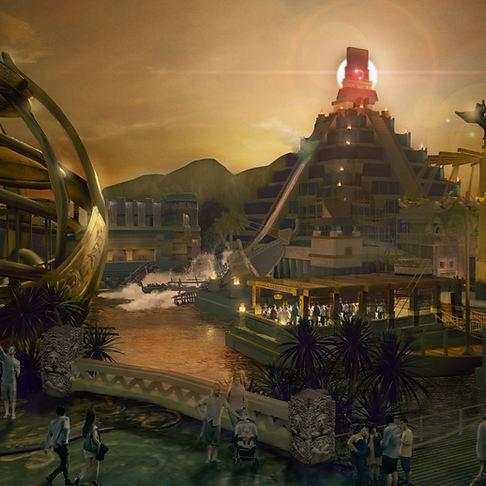 Keyart Empire of Zarahemla