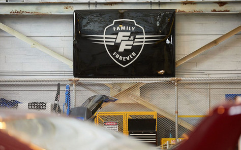 Family Forever - Fast and Furious Supercharged