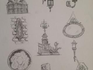 Depths of the Sketchbook 1